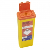 Sharpsguard Orange 0.5L Sharps Container (Case of 60)