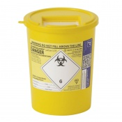 Sharpsguard Yellow 3.75L General-Purpose Sharps Container (Case of 48)