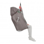 Shell High Back Patient Lifting Sling
