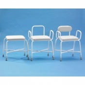 Sherwood Plus Bariatric Perching Stool