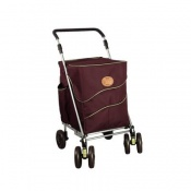 Sholeco Deluxe Shopping Trolley