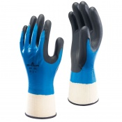 Showa 377 Nitrile Foam Grip Gloves