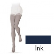 Sigvaris Intrigue Thigh Class 2 Ink Compression Stockings