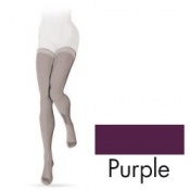 Sigvaris Intrigue Thigh Class 2 Purple Compression Stockings