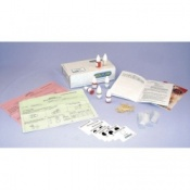 Blood Typing Kit Simulated