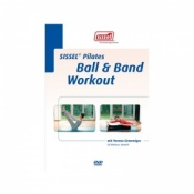 Sissel Ball and Band Workout Pilates DVD
