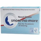 Snore-no-More Nasal Dilator