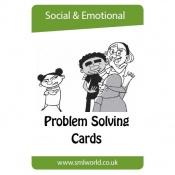 Social and Emotional Problem Solving Discussion Cards