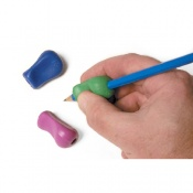 Soft Pen and Pencil Grips (Pack of 12)