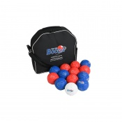 New Age Sensory Sound Boccia Set and Pusher Bundle
