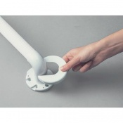 Spare Covering Disc for the Homecraft Moulded Fluted Grab Bar Rail