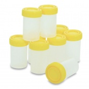 Specimen Pots 50ml (Pack of 10)