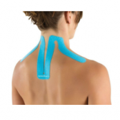 SpiderTech Neck Pre-Cut Kinesiology Tape (6 Pack Tin)