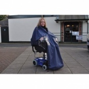 Splash Powerchair Cape