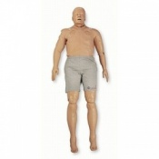 STAT Simulation Mannequin With Deluxe Airway Head