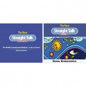 Straight Talk Self-Esteem Workbook and Card Game Set