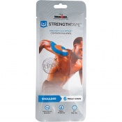 StrengthTape Kinesiology Tape Pre-Cut Shoulder Kit