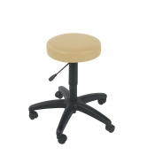 Sunflower Medical Beige Gas-Lift Stool
