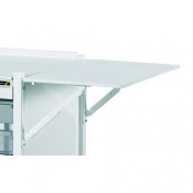 Folding Shelf for Sunflower Medical Vista Storage Trolleys