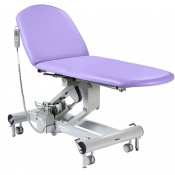 Sunflower Medical Fusion Classic Plus+ Lilac Two-Section Electric Couch