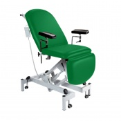 Sunflower Medical Green Fusion Electric Height Phlebotomy Chair