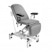 Sunflower Medical Grey Fusion Electric Height Phlebotomy Chair