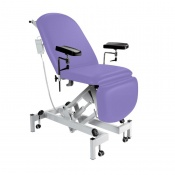 Sunflower Medical Lilac Fusion Electric Height Phlebotomy Chair