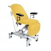 Sunflower Medical Primrose Fusion Electric Height Phlebotomy Chair with Electric Back and Foot Sections