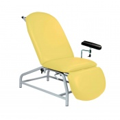 Sunflower Medical Primrose Fusion Fixed-Height Phlebotomy Chair with Adjustable Feet