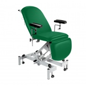 Sunflower Medical Green Fusion Hydraulic Height Phlebotomy Chair