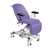 Sunflower Medical Lilac Fusion Hydraulic Height Phlebotomy Chair