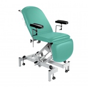 Sunflower Medical Mint Fusion Hydraulic Height Phlebotomy Chair