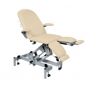 Sunflower Medical Beige Fusion Hydraulic Podiatry Chair