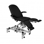 Sunflower Medical Black Fusion Hydraulic Podiatry Chair