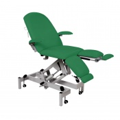 Sunflower Medical Green Fusion Hydraulic Podiatry Chair