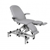 Sunflower Medical Grey Fusion Hydraulic Podiatry Chair