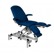 Sunflower Medical Navy Fusion Hydraulic Podiatry Chair
