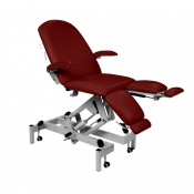 Sunflower Medical Red Wine Fusion Hydraulic Podiatry Chair