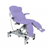 Sunflower Medical Lilac Fusion Podiatry Electric Tilting Chair