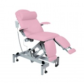 Sunflower Medical Salmon Fusion Podiatry Electric Tilting Chair