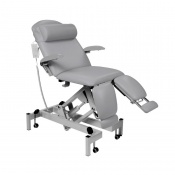 Sunflower Medical Grey Fusion Podiatry Electric Trendelenburg Chair
