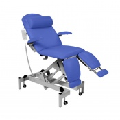 Sunflower Medical Mid Blue Fusion Podiatry Electric Trendelenburg Chair
