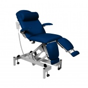 Sunflower Medical Navy Fusion Podiatry Electric Trendelenburg Chair