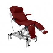 Sunflower Medical Red Wine Fusion Podiatry Electric Trendelenburg Chair