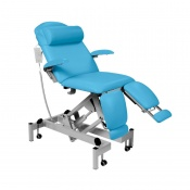 Sunflower Medical Sky Blue Fusion Podiatry Electric Trendelenburg Chair