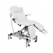 Sunflower Medical White Fusion Podiatry Electric Trendelenburg Chair