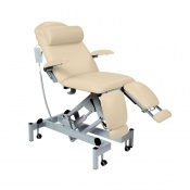 Sunflower Medical Beige Fusion Podiatry Electric Trendelenburg Chair