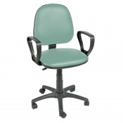 Sunflower Medical Mint Gas-Lift Chair with Arm Rests