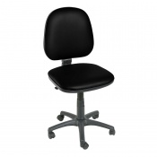 Sunflower Medical Black Gas-Lift Chair
