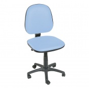 Sunflower Medical Cool Blue Gas-Lift Chair